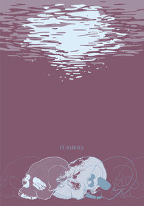 Liquid Element / It Buries by Maryna Lehchylina