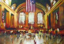 Grand Central Station von Samuel Durkin