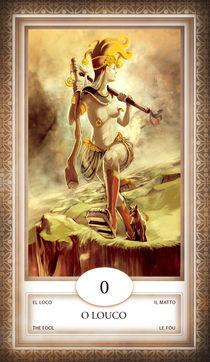TAROT - card # 00 - o louco von Anderson Almeida