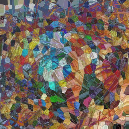 Kaleiderskop-floral