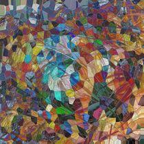 Kaleidoskop-floral von Peter Norden