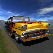 '57 Chevy by Andy Lackow