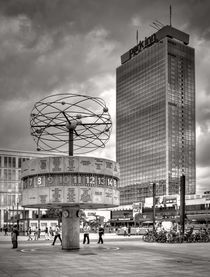 Alexanderplatz von Holger Brust