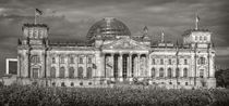 Reichstag by Holger Brust