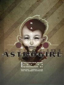 Astrogirl von Brian Ng