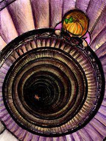 Stairs by Aleksandra Baranska