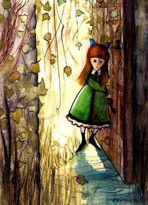 Mary Lennox von Aleksandra Baranska