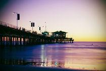 Santa Monica Peir von Justin officer