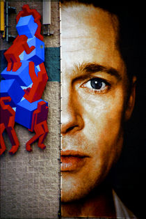 Pitt & Blockmen by Brian  Leng