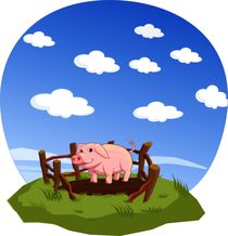 Piggy von Jaroslaw Wasilewski