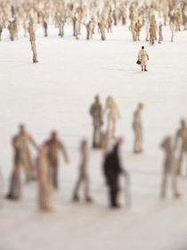 walking alone by Victoria Hernandez