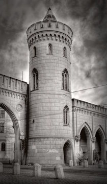 Torturm by Holger Brust