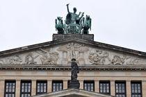 Konzerthaus - Gendarmenmarkt von captainsilva