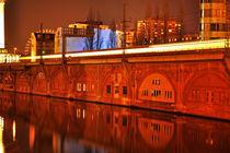 Spree Ufer - Kreuzberg von captainsilva
