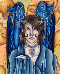 Archangel Remiel by Katherine Belt