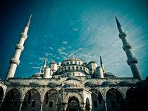 Istanbul - Sultanahmet Camii von Thomas Cristofoletti