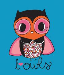 i love owls von ninocka