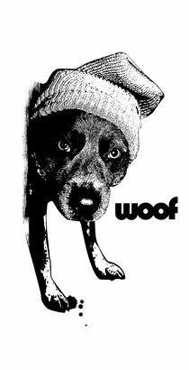 Woof by Christopher Lisle Lisle