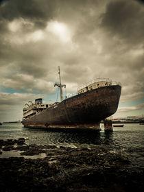 Ship Wreck von Thomas Cristofoletti