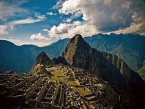 Machu Picchu by Thomas Cristofoletti