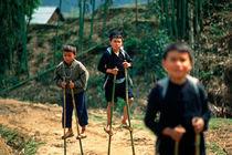 Hmong Boys - Sa Pa (Nordvietnam) von captainsilva