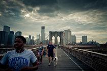 Brooklyn bridge by Thomas Cristofoletti
