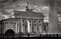 Brandenburger Tor by Holger Brust