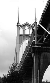 St. John's Bridge II by David Fouch