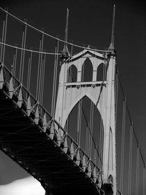 St. Johns Bridge von David Fouch