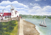 Aldeburgh lighthouse von rikki-almanza