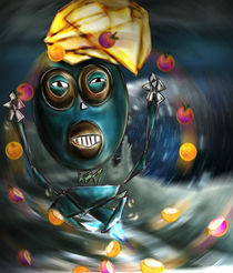 Crazy BOt by Dianne Herft