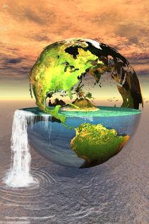Empty the World von Derrick Grant