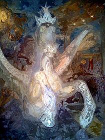 Pegasus Falling von Eye in Hand Gallery