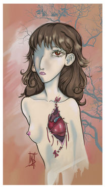 Heartless von Noelia Déniz Suárez