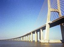 Ponte Vasco da Gama by Karolis Civinskas