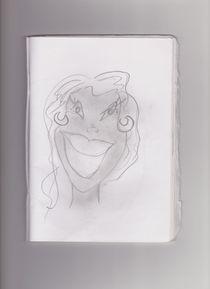 Cuban girl by Maria Rusina