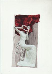 Bride Ahead by Maria Rusina