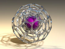 fractal sphere von Francisco Mejia