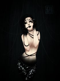 Black Widow by sakasagami