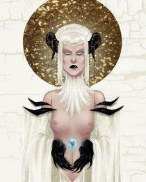 White Empress by sakasagami
