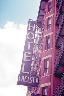 Chelsea Hotel by Nicolas Baur