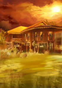 Kampong-house