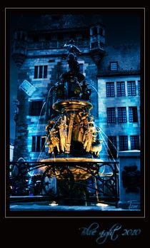 Blaue Nacht Nürnberg • Blue night Nuremberg von docrom