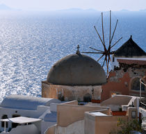 Windmill-santorini-greece