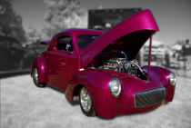 Willys Coupe von David Fouch