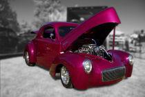Willys Coupe von David Fouch
