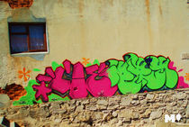 African Graffitti by Irene Panchuk