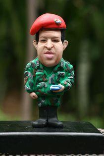 Inspired Venezuela's President Chavez von Joaquin Carrasquilla