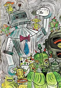 Robots by Dena Bushnaq