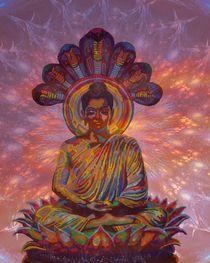 buddha digital 2011 von karmym
